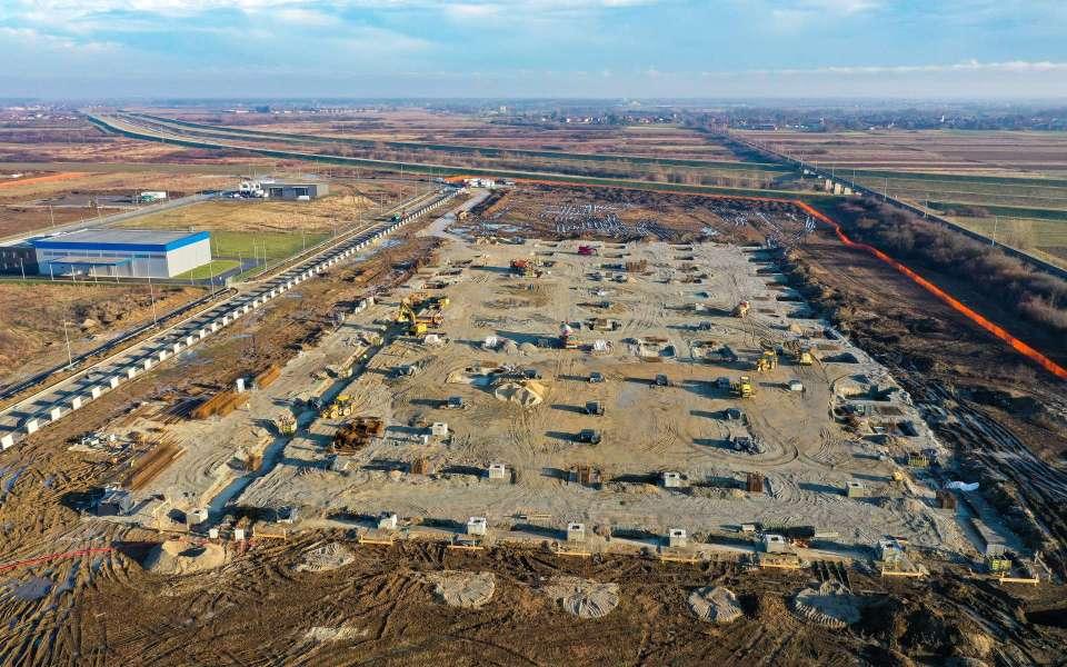 Tvrtka Eurospin Hrvatska d.o.o. započela je izgradnju objekta